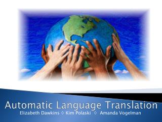 Automatic Language Translation