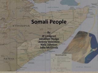 Somali People