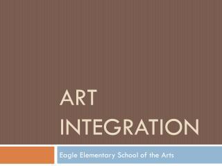 Art integration
