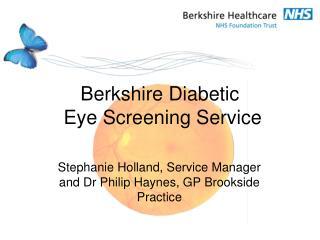 Berkshire Diabetic  Eye Screening Service