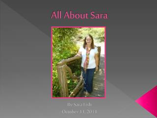 All About Sara