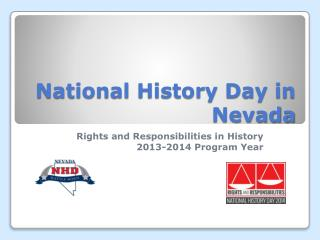 National History Day in Nevada