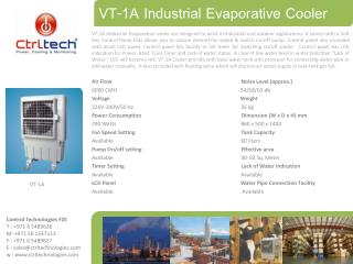 Air cooler-Evaporative-desert-outdoor-cooler supplier dubai