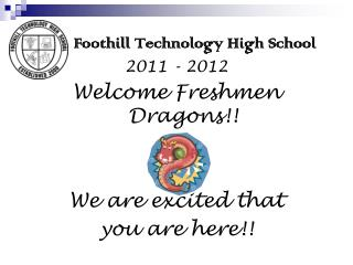 Foothill Technology High School