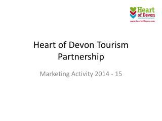 Heart of Devon Tourism Partnership