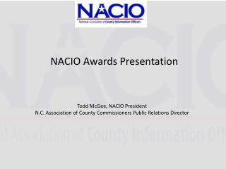 NACIO Awards Presentation