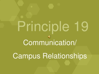 student faculty communication tool