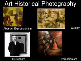Art Historical Photography