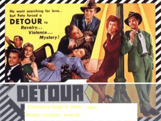 Directed by Edgar G.  U lmer    1945 Budget: $20,000 - $100,00