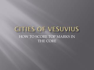 CITIES OF VESUVIUS