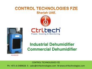 Industrial dehumidifier and desiccant dehumidifier supplier