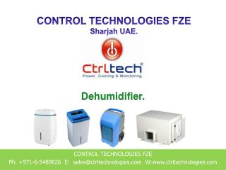 Why do you need dehumidifier. Dubai. Oman. Doha. Muscat