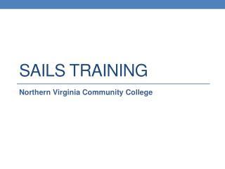 SAILS Training