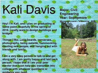 Kali Davis