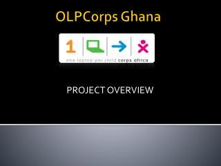 OLPCorps Ghana