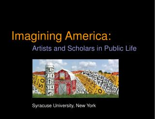Imagining America: