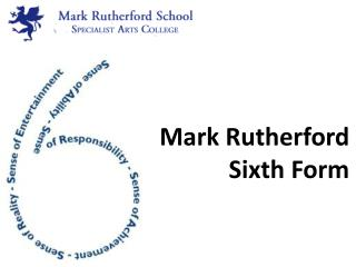 Mark Rutherford Sixth Form