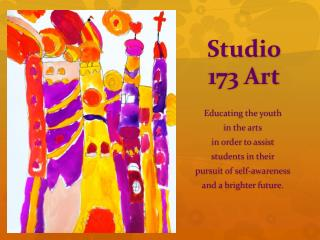 Studio  173 Art