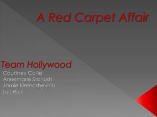 Team Hollywood