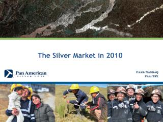 The Silver Market in 2010