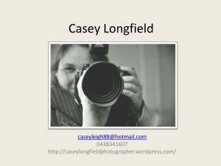 Casey  Longfield