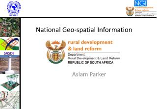 National Geo-spatial Information