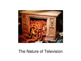 The Nature of Television