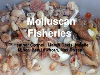Molluscan Fisheries