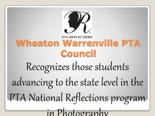 Wheaton Warrenville PTA Council