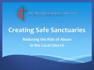 Creating Safe Sanctuaries