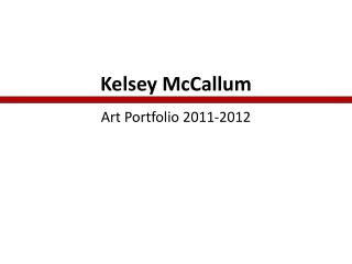 Kelsey McCallum