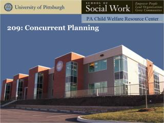 209: Concurrent Planning