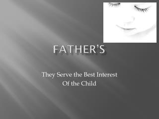 Father�s