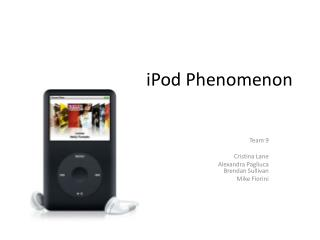 iPod Phenomenon