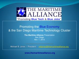 www.themaritimealliance.org