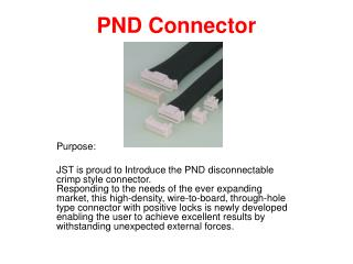 pnd connector
