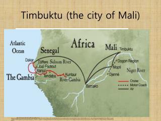 Timbuktu (the city of Mali)