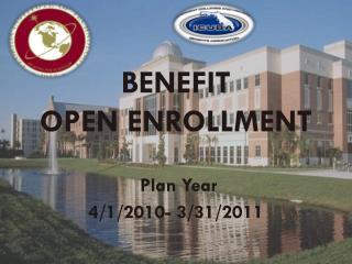 Benefit Open Enrollment