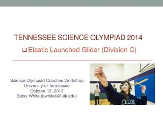 Tennessee Science Olympiad  2014