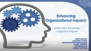 Enhancing Organizational Impact: