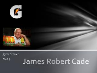 James Robert Cade