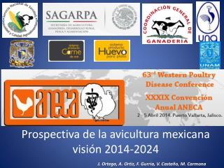 Prospectiva de la avicultura mexicana visión 2014-2024