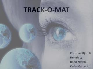 TRACK-O-MAT