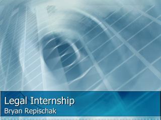 Legal Internship