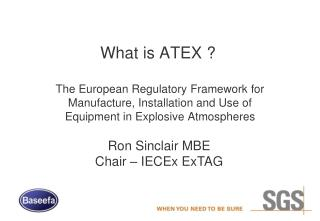What is ATEX ?