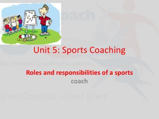 Unit 5: Sports Coaching