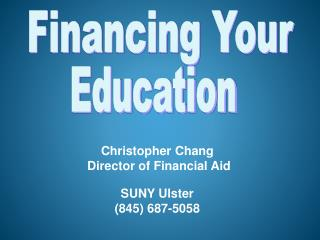 Financing Your