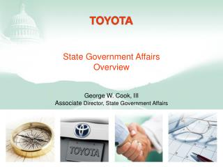 State Government Affairs Overview