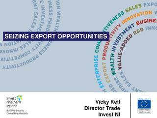 Vicky Kell Director Trade  Invest NI