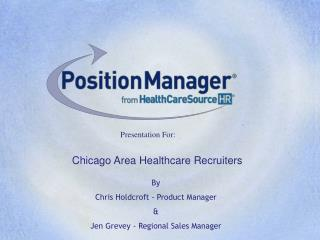 about position manager inc.